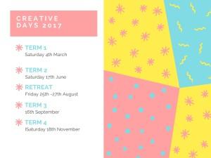 Creative days 2017